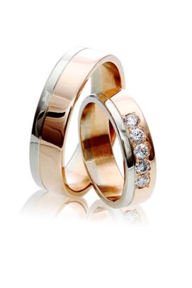 On sale - Gold rings