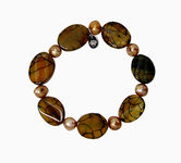 Imitation jewelry with natural stones Bracelets 37030605