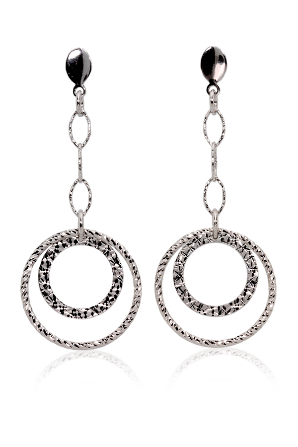 Silver jewellery - Earrings